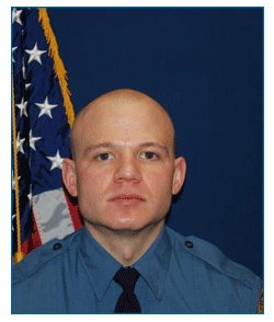 Picutre of Christopher Viola 2013 Officer of the Year